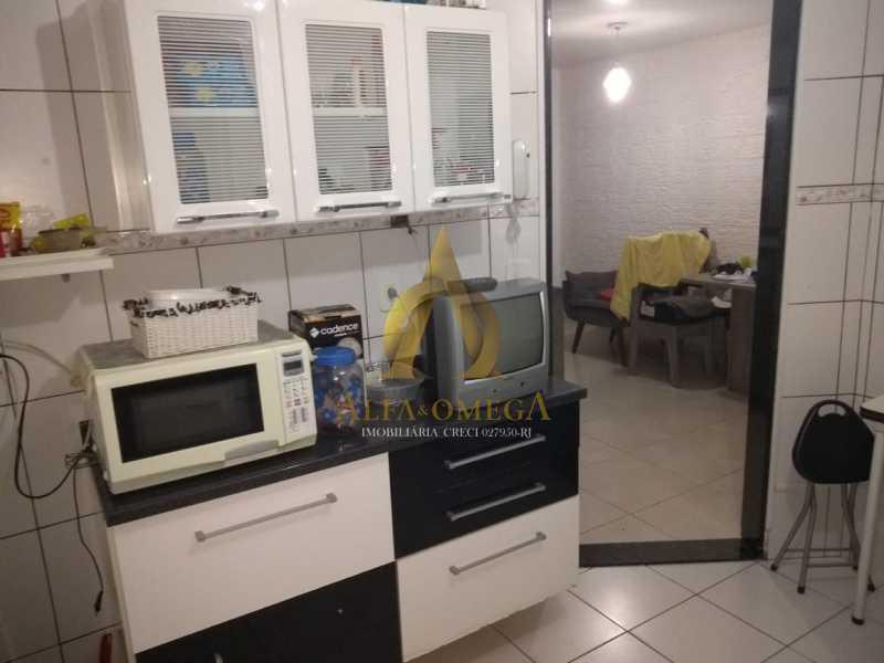 3 - Casa em Condomínio 2 quartos à venda Praça Seca, Rio de Janeiro - R$ 210.000 - AOJ60028 - 14