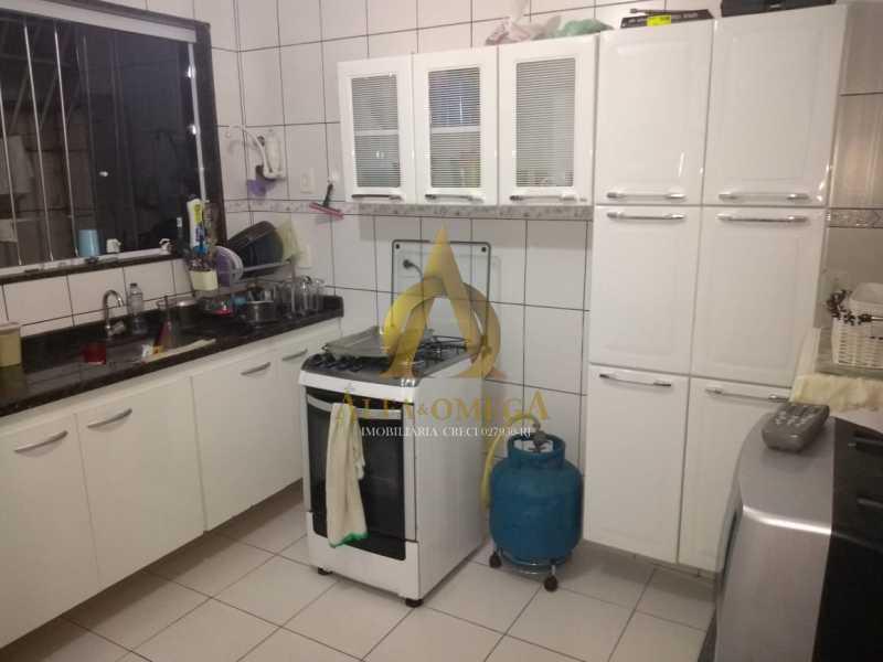 4 - Casa em Condomínio 2 quartos à venda Praça Seca, Rio de Janeiro - R$ 210.000 - AOJ60028 - 17