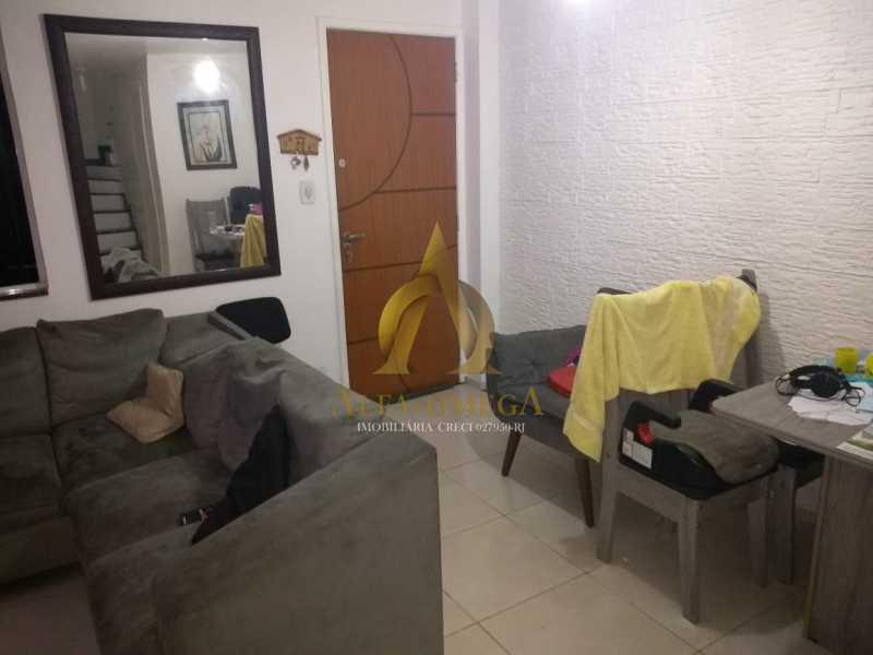6 - Casa em Condomínio 2 quartos à venda Praça Seca, Rio de Janeiro - R$ 210.000 - AOJ60028 - 3