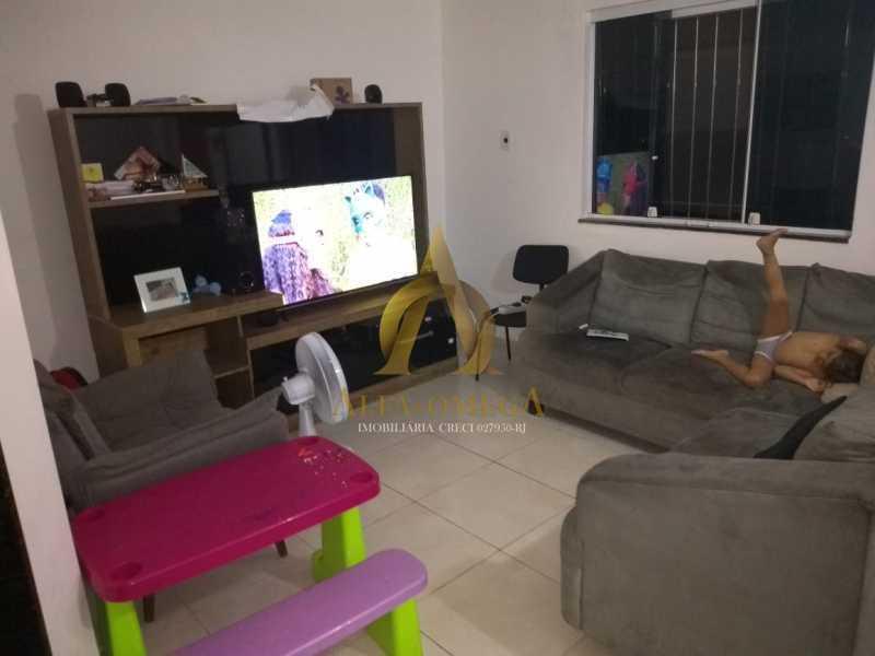 7 - Casa em Condomínio 2 quartos à venda Praça Seca, Rio de Janeiro - R$ 210.000 - AOJ60028 - 1