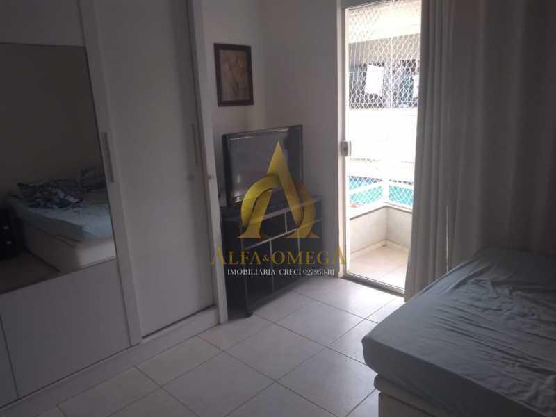 8 - Casa em Condomínio 2 quartos à venda Praça Seca, Rio de Janeiro - R$ 210.000 - AOJ60028 - 7