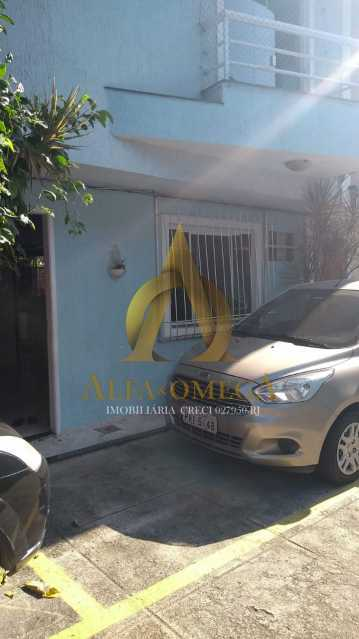 10 - Casa em Condomínio 2 quartos à venda Praça Seca, Rio de Janeiro - R$ 210.000 - AOJ60028 - 21