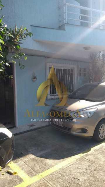 10 - Casa em Condomínio 2 quartos à venda Praça Seca, Rio de Janeiro - R$ 210.000 - AOJ60028 - 22