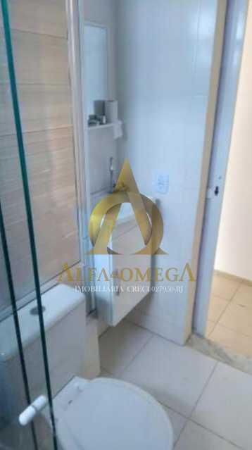1 - Apartamento Avenida Canal Rio Cacambe,Vargem Pequena,Rio de Janeiro,RJ À Venda,2 Quartos,52m² - AOJ20086 - 9