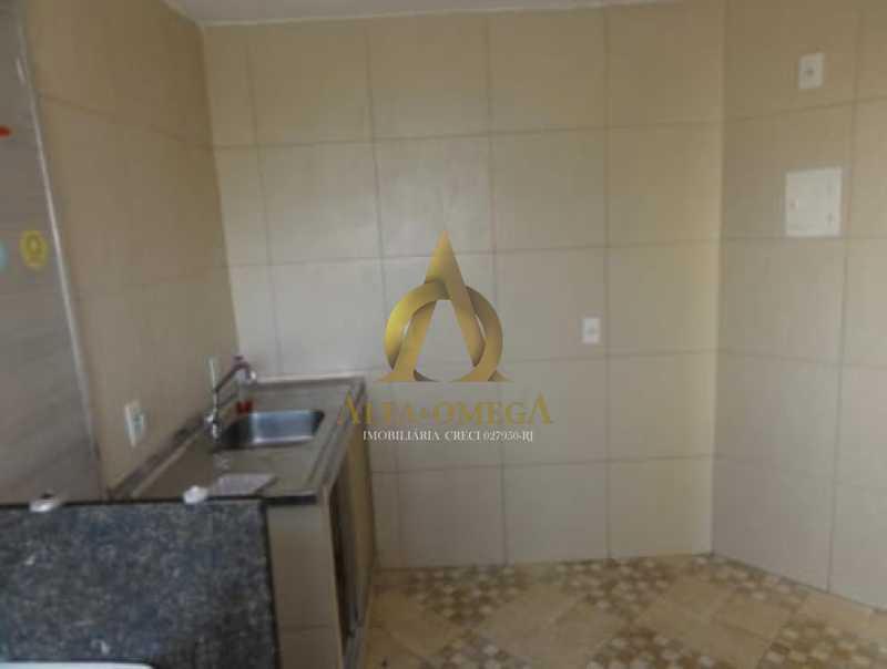 6 - Apartamento Avenida Canal Rio Cacambe,Vargem Pequena,Rio de Janeiro,RJ À Venda,2 Quartos,52m² - AOJ20086 - 11