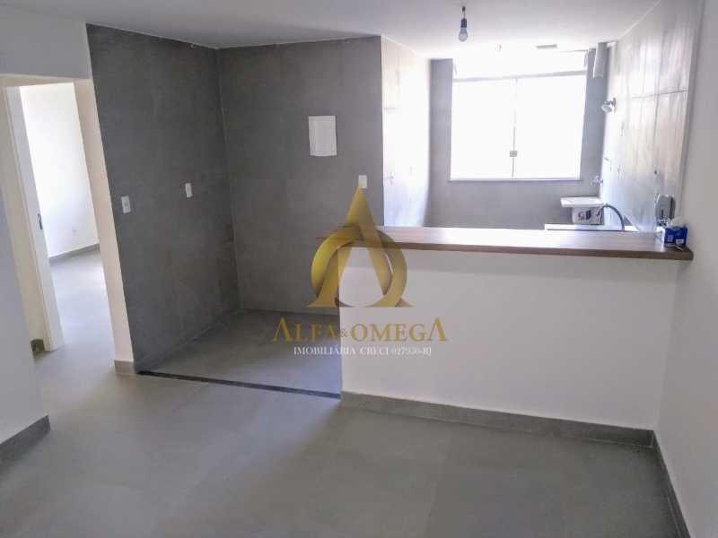 1 - Casa em Condomínio Rua Capitão Menezes,Praça Seca, Rio de Janeiro, RJ À Venda, 2 Quartos, 66m² - AOJ60032 - 9