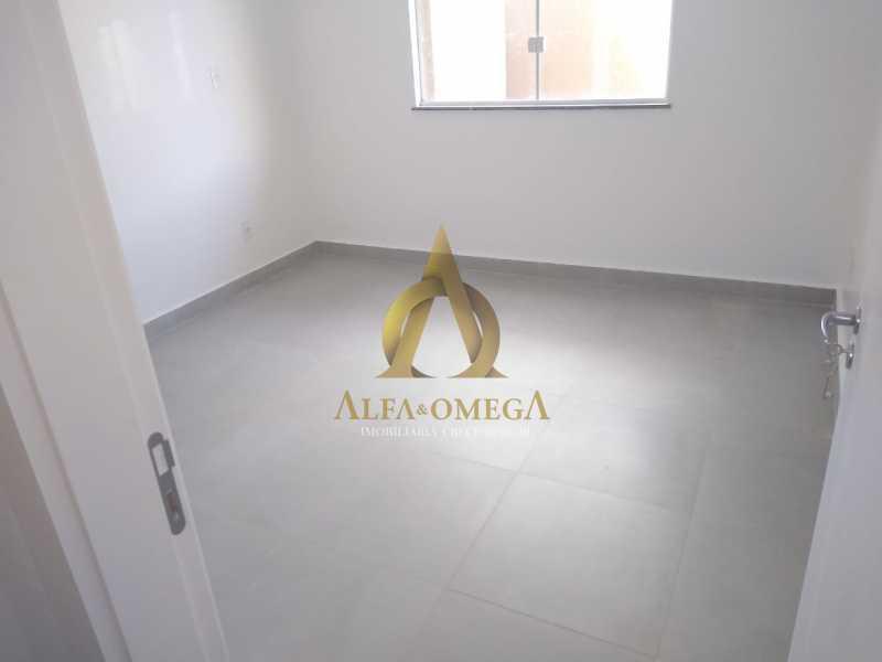 9 - Casa em Condomínio Rua Capitão Menezes,Praça Seca, Rio de Janeiro, RJ À Venda, 2 Quartos, 66m² - AOJ60032 - 10