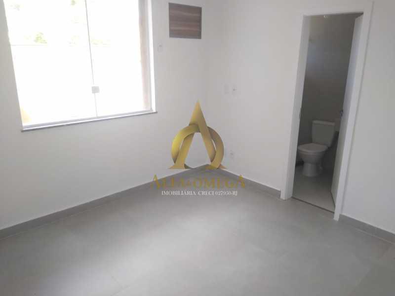 10 - Casa em Condomínio Rua Capitão Menezes,Praça Seca, Rio de Janeiro, RJ À Venda, 2 Quartos, 66m² - AOJ60032 - 12