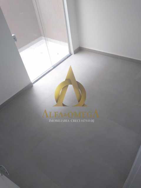 14 - Casa em Condomínio Rua Capitão Menezes,Praça Seca, Rio de Janeiro, RJ À Venda, 2 Quartos, 66m² - AOJ60032 - 11