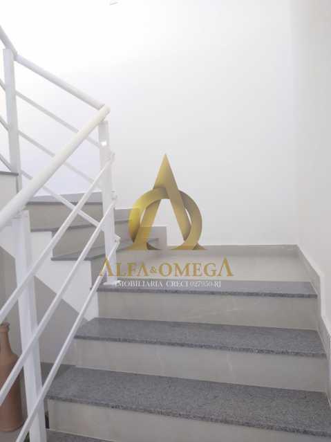 16 - Casa em Condomínio Rua Capitão Menezes,Praça Seca, Rio de Janeiro, RJ À Venda, 2 Quartos, 66m² - AOJ60032 - 25