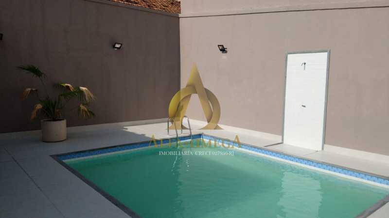 31 - Casa em Condomínio Rua Capitão Menezes,Praça Seca, Rio de Janeiro, RJ À Venda, 2 Quartos, 66m² - AOJ60032 - 27