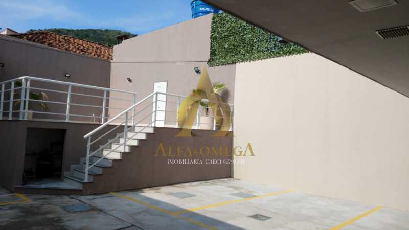 36 - Casa em Condomínio Rua Capitão Menezes,Praça Seca, Rio de Janeiro, RJ À Venda, 2 Quartos, 66m² - AOJ60032 - 30