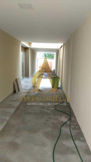 37 - Casa em Condomínio Rua Capitão Menezes,Praça Seca, Rio de Janeiro, RJ À Venda, 2 Quartos, 66m² - AOJ60032 - 31