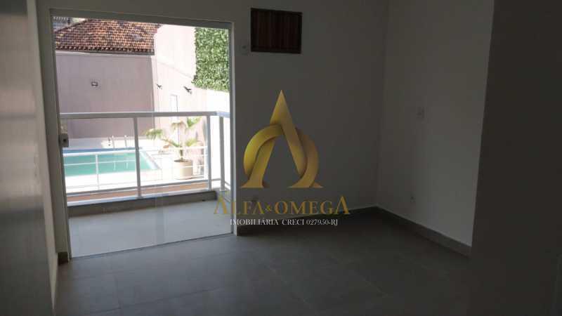 41 - Casa em Condomínio Rua Capitão Menezes,Praça Seca, Rio de Janeiro, RJ À Venda, 2 Quartos, 66m² - AOJ60032 - 3