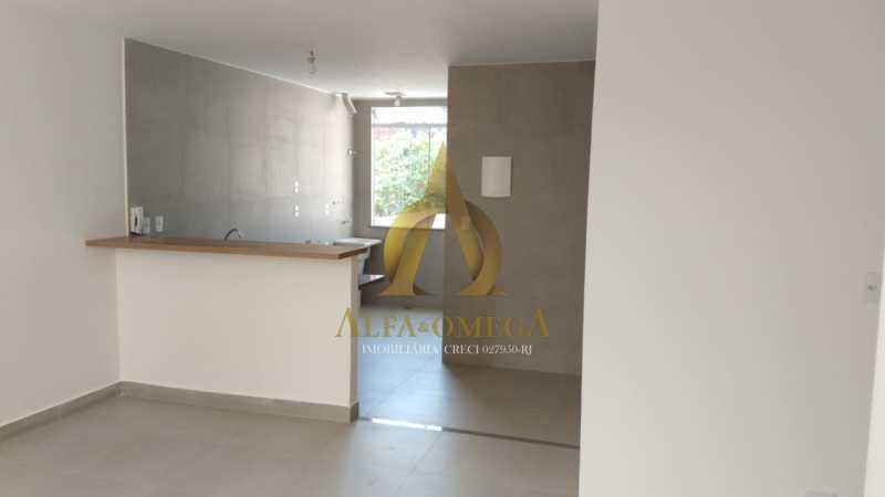 42 - Casa em Condomínio Rua Capitão Menezes,Praça Seca, Rio de Janeiro, RJ À Venda, 2 Quartos, 66m² - AOJ60032 - 19