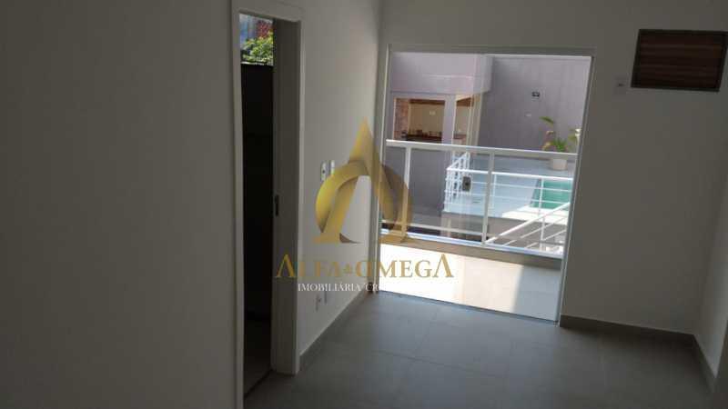 44 - Casa em Condomínio Rua Capitão Menezes,Praça Seca, Rio de Janeiro, RJ À Venda, 2 Quartos, 66m² - AOJ60032 - 4