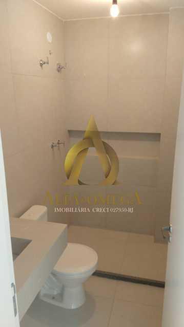45 - Casa em Condomínio Rua Capitão Menezes,Praça Seca, Rio de Janeiro, RJ À Venda, 2 Quartos, 66m² - AOJ60032 - 16
