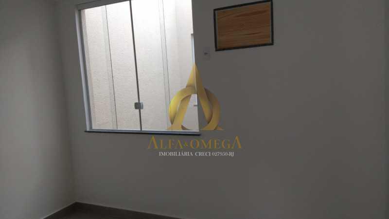 46 - Casa em Condomínio Rua Capitão Menezes,Praça Seca, Rio de Janeiro, RJ À Venda, 2 Quartos, 66m² - AOJ60032 - 14