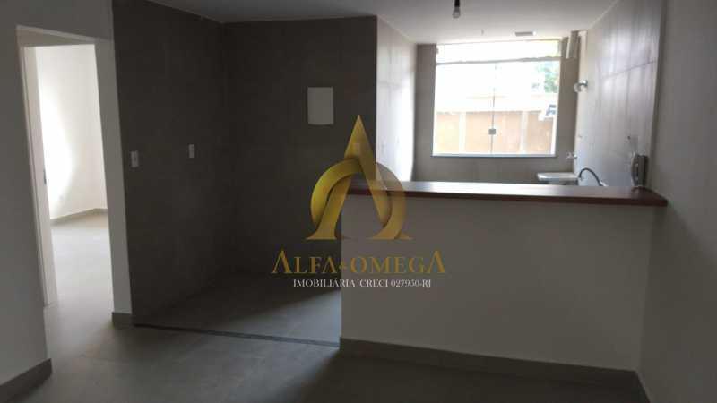 53 - Casa em Condomínio Rua Capitão Menezes,Praça Seca, Rio de Janeiro, RJ À Venda, 2 Quartos, 66m² - AOJ60032 - 20