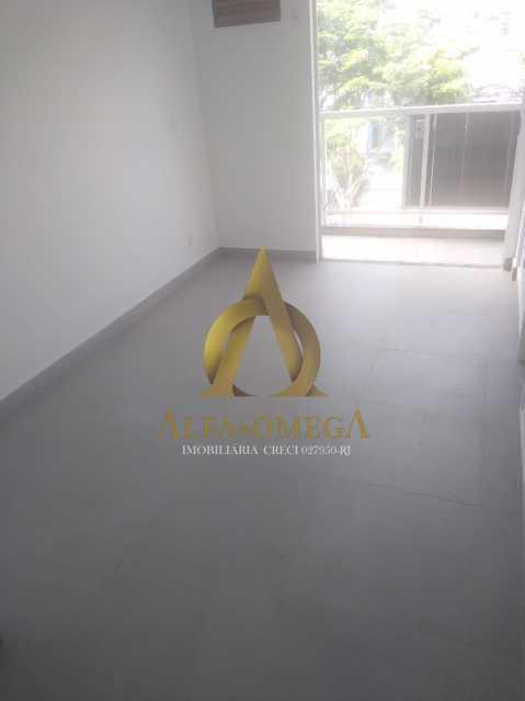 25 - Casa em Condomínio Rua Capitão Menezes,Praça Seca, Rio de Janeiro, RJ À Venda, 3 Quartos, 85m² - AOJ60034 - 3
