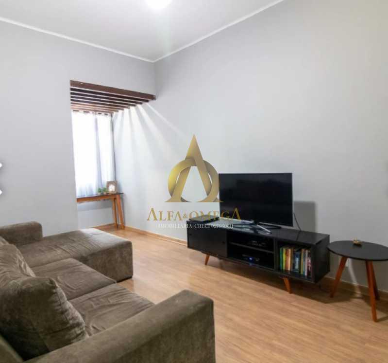 4 - Apartamento Avenida Nossa Senhora de Copacabana,Copacabana, Rio de Janeiro, RJ À Venda, 2 Quartos, 68m² - AOJ20087 - 3