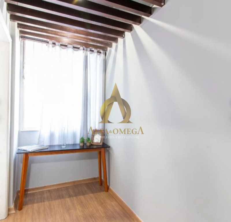 5 - Apartamento Avenida Nossa Senhora de Copacabana,Copacabana, Rio de Janeiro, RJ À Venda, 2 Quartos, 68m² - AOJ20087 - 5