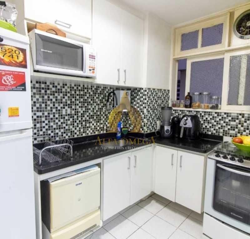 14 - Apartamento Avenida Nossa Senhora de Copacabana,Copacabana, Rio de Janeiro, RJ À Venda, 2 Quartos, 68m² - AOJ20087 - 15