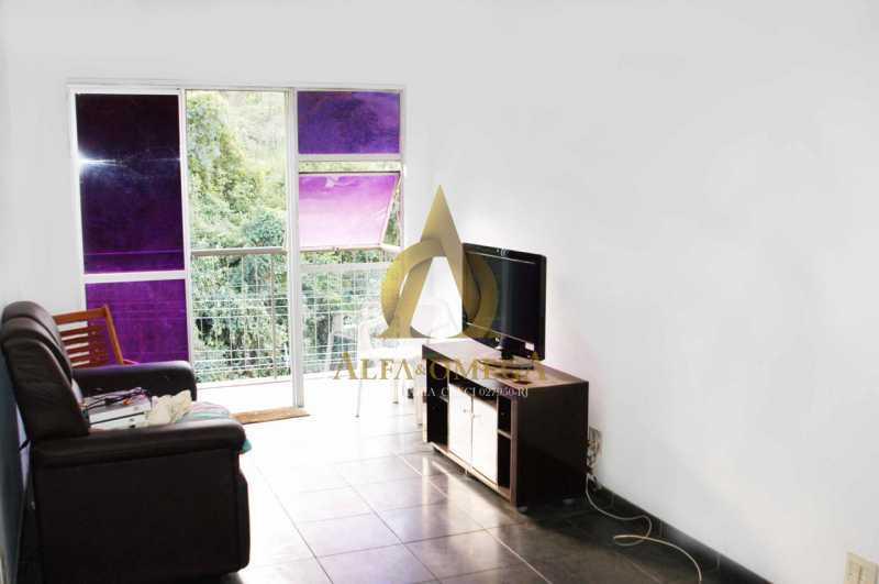 6 - Apartamento Rua Godofredo Viana,Taquara,Rio de Janeiro,RJ Para Alugar,2 Quartos,65m² - AOJ20025L - 1