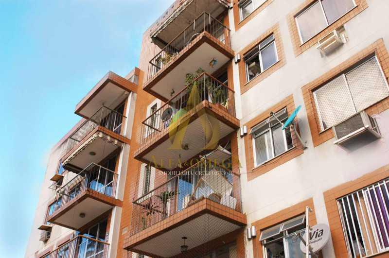 7 - Apartamento Rua Godofredo Viana,Taquara,Rio de Janeiro,RJ Para Alugar,2 Quartos,65m² - AOJ20025L - 18
