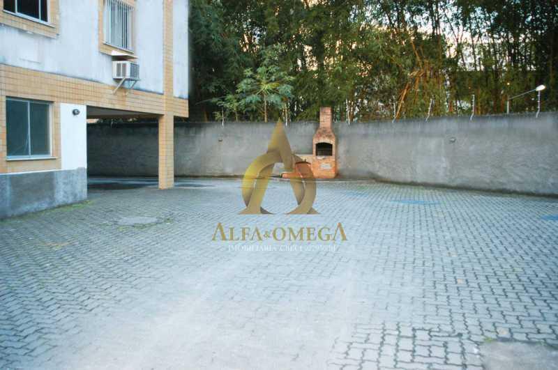 9 - Apartamento Rua Godofredo Viana,Taquara,Rio de Janeiro,RJ Para Alugar,2 Quartos,65m² - AOJ20025L - 20