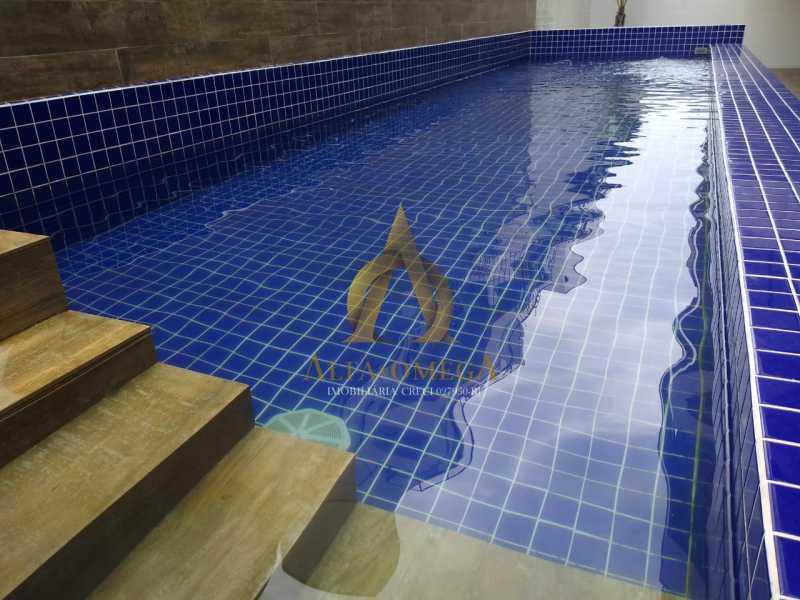 2 - Apartamento à venda Rua Almirante Ary Rongel,Recreio dos Bandeirantes, Rio de Janeiro - R$ 560.000 - AOJ20092 - 14
