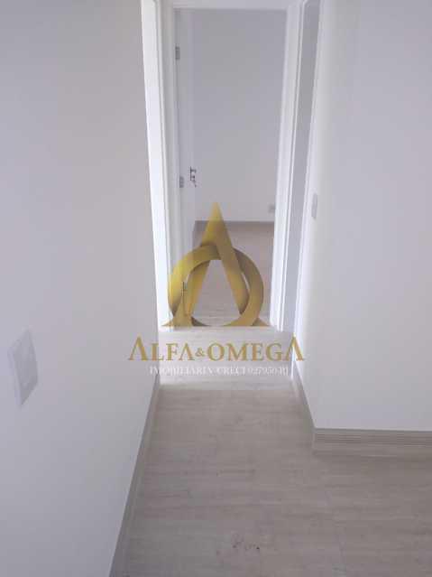 10 - Apartamento à venda Rua Almirante Ary Rongel,Recreio dos Bandeirantes, Rio de Janeiro - R$ 560.000 - AOJ20092 - 5