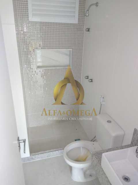 11 - Apartamento à venda Rua Almirante Ary Rongel,Recreio dos Bandeirantes, Rio de Janeiro - R$ 560.000 - AOJ20092 - 9