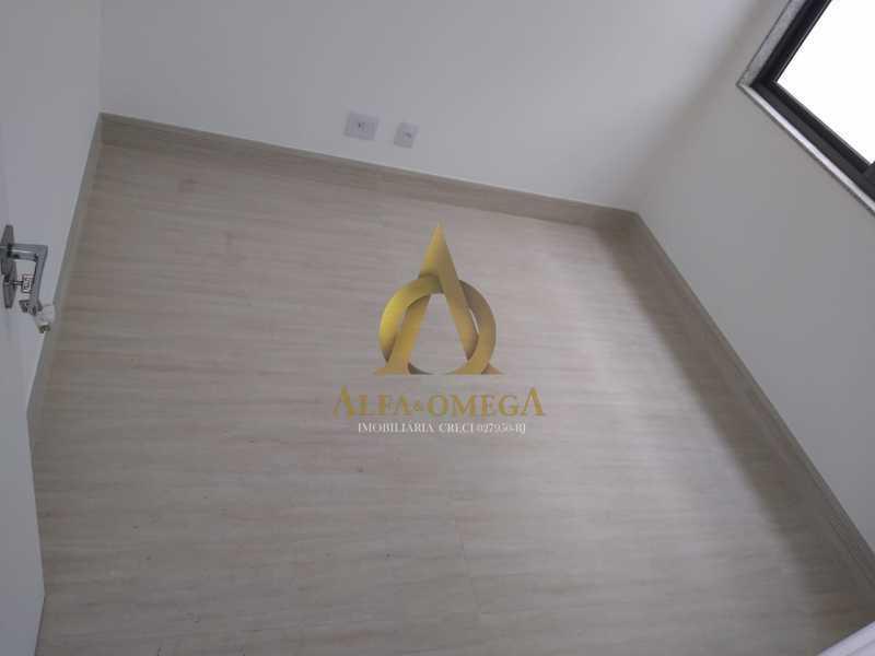 13 - Apartamento à venda Rua Almirante Ary Rongel,Recreio dos Bandeirantes, Rio de Janeiro - R$ 560.000 - AOJ20092 - 7