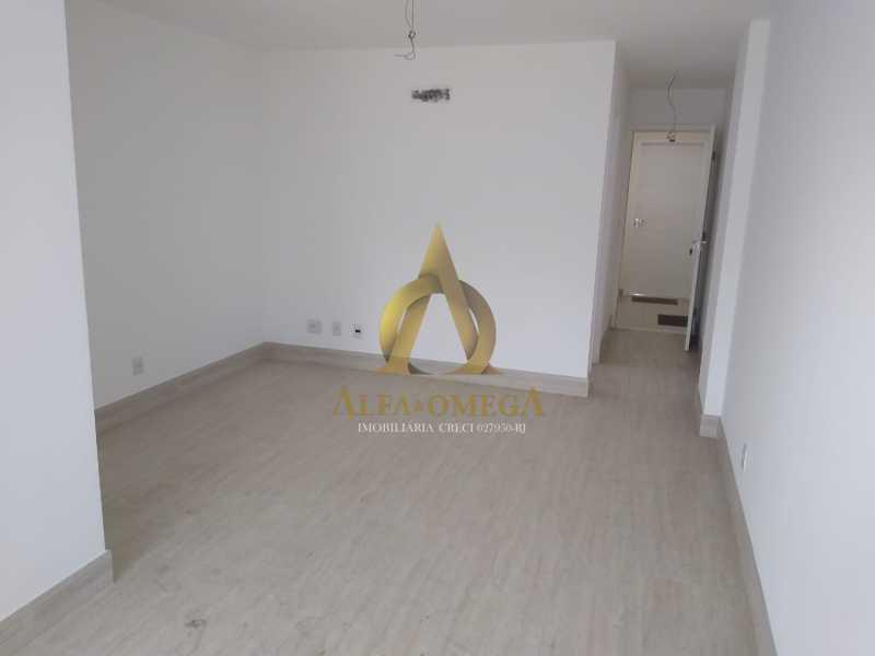 16 - Apartamento à venda Rua Almirante Ary Rongel,Recreio dos Bandeirantes, Rio de Janeiro - R$ 560.000 - AOJ20092 - 4