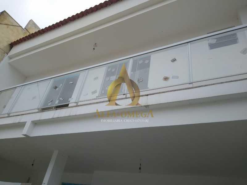 19 - Apartamento à venda Rua Almirante Ary Rongel,Recreio dos Bandeirantes, Rio de Janeiro - R$ 560.000 - AOJ20092 - 18
