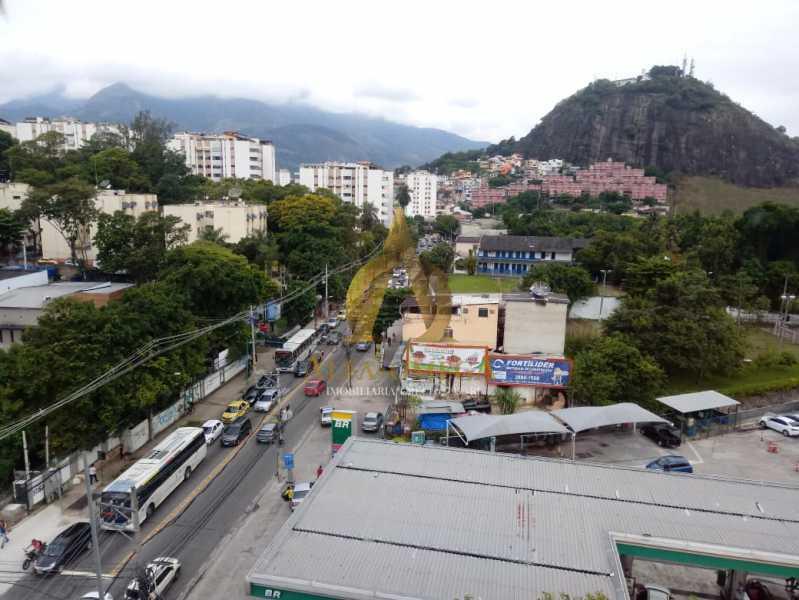 18 - Apartamento Avenida Geremário Dantas,Pechincha,Rio de Janeiro,RJ Para Venda e Aluguel,2 Quartos,70m² - AOJ20093 - 23