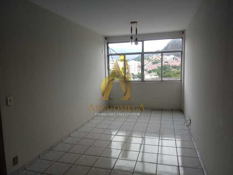 22 - Apartamento Avenida Geremário Dantas,Pechincha,Rio de Janeiro,RJ Para Venda e Aluguel,2 Quartos,70m² - AOJ20093 - 1
