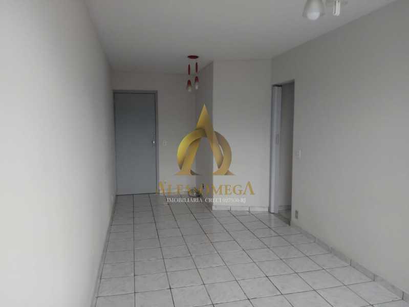 23 - Apartamento Avenida Geremário Dantas,Pechincha,Rio de Janeiro,RJ Para Venda e Aluguel,2 Quartos,70m² - AOJ20093 - 3