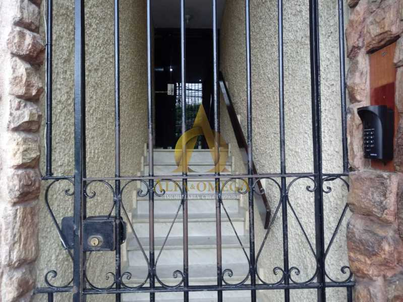 30 - Apartamento Avenida Geremário Dantas,Pechincha,Rio de Janeiro,RJ Para Venda e Aluguel,2 Quartos,70m² - AOJ20093 - 29