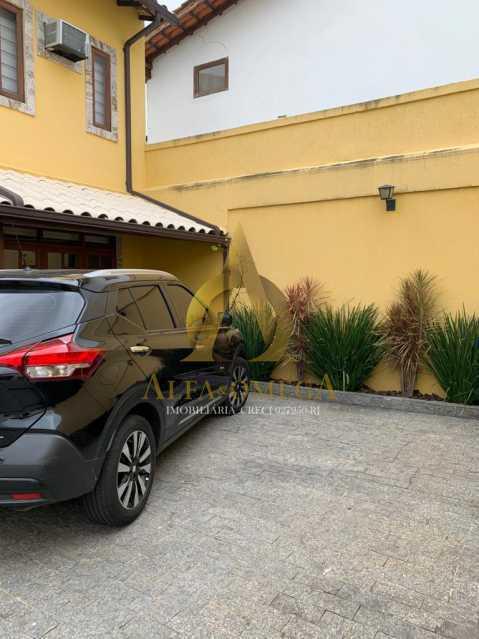 3 - Casa em Condominio Rua Oscar Lopes,Anil,Rio de Janeiro,RJ À Venda,4 Quartos,320m² - AOJ60036 - 24