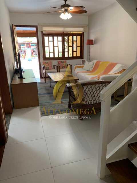 5 - Casa em Condominio Rua Oscar Lopes,Anil,Rio de Janeiro,RJ À Venda,4 Quartos,320m² - AOJ60036 - 3