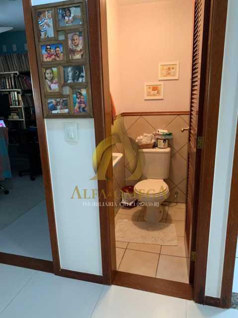 7 - Casa em Condominio Rua Oscar Lopes,Anil,Rio de Janeiro,RJ À Venda,4 Quartos,320m² - AOJ60036 - 15