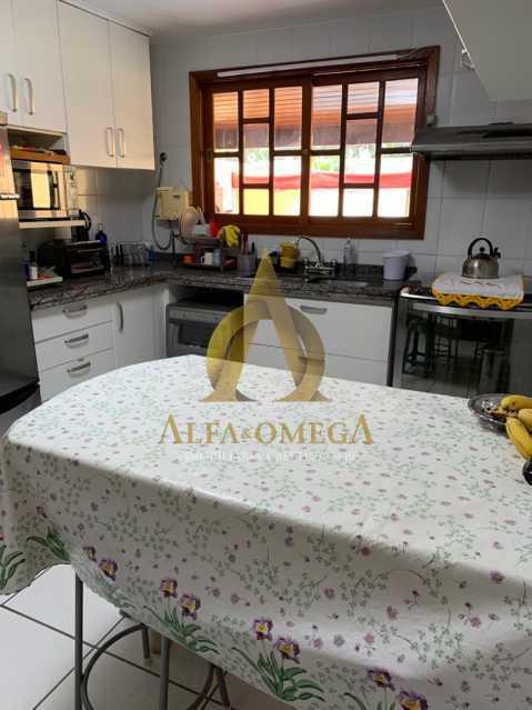 8 - Casa em Condominio Rua Oscar Lopes,Anil,Rio de Janeiro,RJ À Venda,4 Quartos,320m² - AOJ60036 - 19