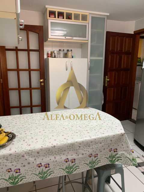 10 - Casa em Condominio Rua Oscar Lopes,Anil,Rio de Janeiro,RJ À Venda,4 Quartos,320m² - AOJ60036 - 20