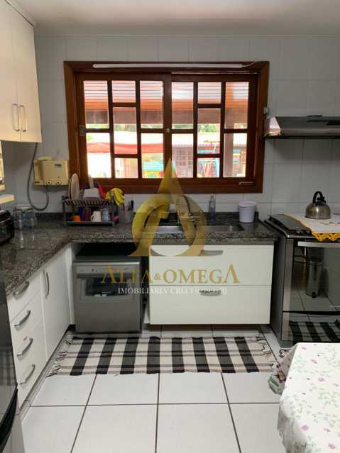 11 - Casa em Condominio Rua Oscar Lopes,Anil,Rio de Janeiro,RJ À Venda,4 Quartos,320m² - AOJ60036 - 21