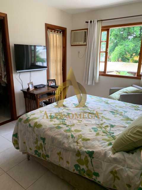 13 - Casa em Condominio Rua Oscar Lopes,Anil,Rio de Janeiro,RJ À Venda,4 Quartos,320m² - AOJ60036 - 7