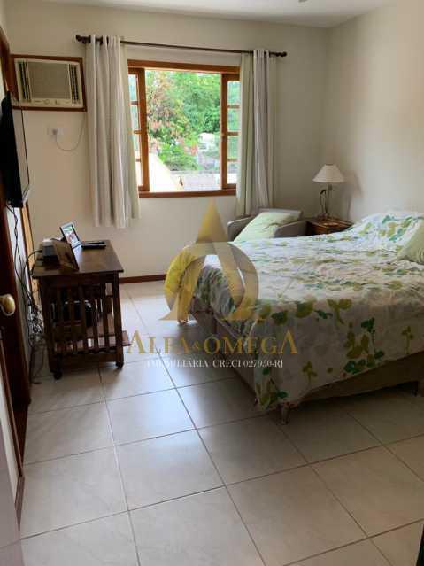16 - Casa em Condominio Rua Oscar Lopes,Anil,Rio de Janeiro,RJ À Venda,4 Quartos,320m² - AOJ60036 - 8