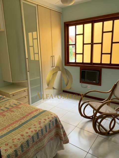 20 - Casa em Condominio Rua Oscar Lopes,Anil,Rio de Janeiro,RJ À Venda,4 Quartos,320m² - AOJ60036 - 10