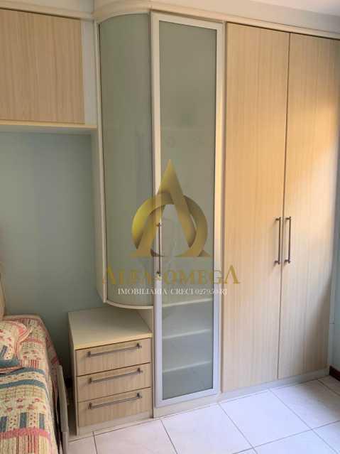 21 - Casa em Condominio Rua Oscar Lopes,Anil,Rio de Janeiro,RJ À Venda,4 Quartos,320m² - AOJ60036 - 11